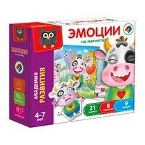 Набор VLADI TOYS VT5422-01 Эмоции на магнитах - Vladi Toys