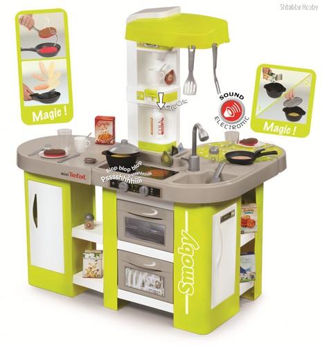 Игровой набор SMOBY 311024 Кухня Tefal Studio XL - smoby