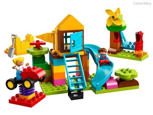 Конструктор Duplo My First Большая игровая площадка - Lego