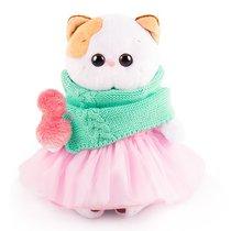 Мягкая игрушка BUDI BASA LK24-051 Ли-Ли в юбке со снудом 24 см - Буди Баса