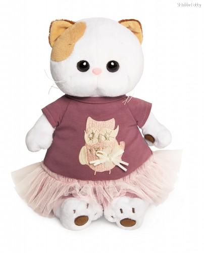 Мягкая игрушка BUDI BASA LK24-019 Ли-Ли в платье с совой - Буди Баса
