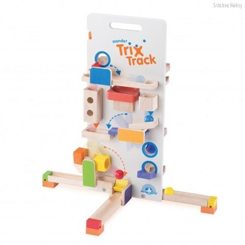 Конструктор динамический Башня - Trix Track