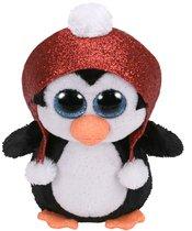 Мягкая игрушка TY 36681 пингвин Гейл 15 см