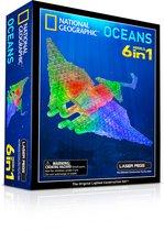 Светодиодный конструктор Океан 6 в 1 - Laser Pegs