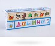 Домино ТОМИК 5555-3 Игрушки - Томик
