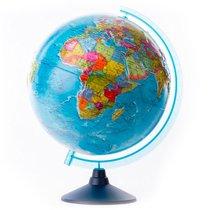 Глобус Евро 320 - Политический, рельефный - Globen