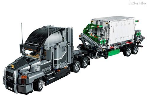 Конструктор Technic Грузовик MACK - Lego