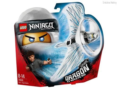 Конструктор Ninjago Зейн — Мастер дракона - Lego