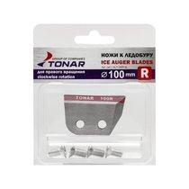 Ножи для ледобура Тонар ЛР-100R правое вращение NLT-100R.SL - Тонар
