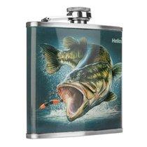 Фляжка Helios Рыба 210 мл HS-F-F-A20-1 - Тонар