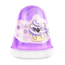 Слайм MONSTER'S SLIME FL004 Fluffy Бабл-гам фиолетовый - Monster's Slime