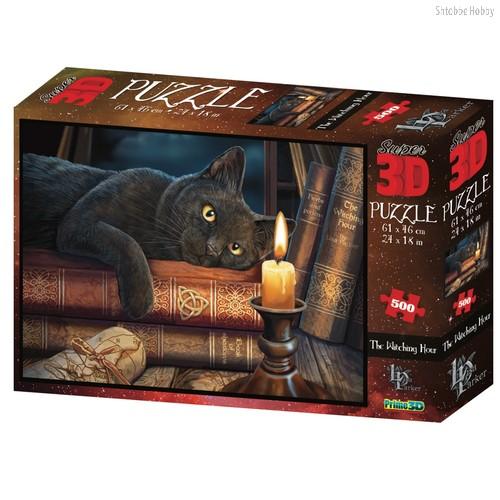Стерео пазл PRIME 3D 10316 Час магии - Prime 3d