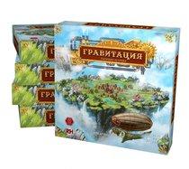 Настольная игра ПРАВИЛЬНЫЕ ИГРЫ 48-01-01 Гравитация. Парящие острова - Правильные игры
