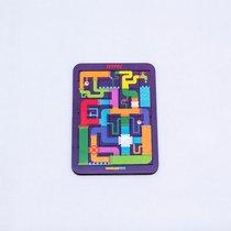 Логическая игра WOODLANDTOYS 65203 Тетрис малый Водопровод - WOODLAND