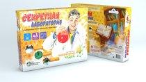 Набор для опытов 813 Секретная лаборатория - Инновации Для Детей