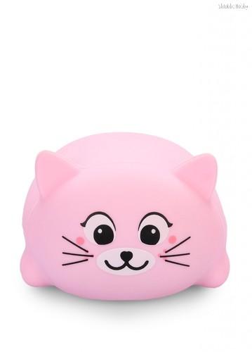 Игрушка HAPPY BABY 330374р котик, розовый - Happy Baby