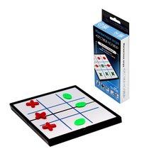 Настольная игра ORIGAMI 5321 Крестики-нолики (магнитная)