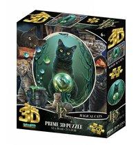 Стерео пазл PRIME 3D 32533 Коллаж Кошки - Prime 3d
