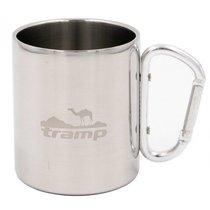 Термокружка Tramp 350 мл с карабином TRC-122 - Tramp
