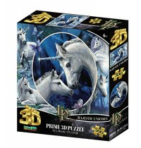 Стерео пазл PRIME 3D 32532 Коллаж Единороги - Prime 3d