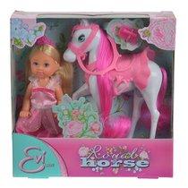 Кукла EVI 5732833 На лошади - Evi Love