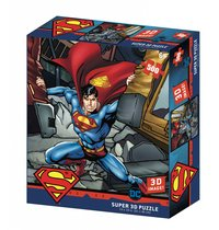 Стерео пазл PRIME 3D 32523 Сила Супермена - Prime 3d