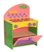 Набор кукольной мебели КМ-06 Газовая плита - Краснокамская Игрушка