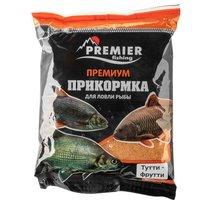 Прикормка Premier Fishing Премиум Тутти-Фрутти 900г PR-P-TF - Тонар