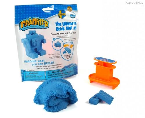 The Ultimate Brick Maker - Blue, цвет голубой - Relevant Play
