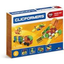 Конструктор Basic Set 110 деталей - Clicformers