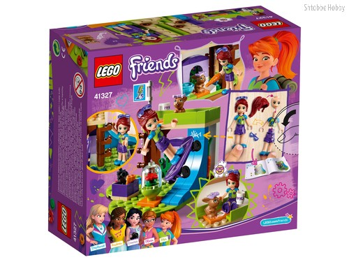 Конструктор LEGO 41327 Friends Комната Мии - Lego