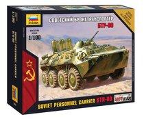 "Модель для склеивания ZVEZDA 7401 Советский бронетранспортер ""БТР-80"" - Zvezda"