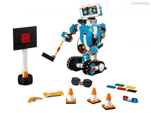 Конструктор Boost Набор для конструирования и программирования - Lego