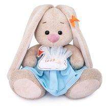 Мягкая игрушка BUDI BASA SidX-312 Зайка Ми с лебедем - Буди Баса