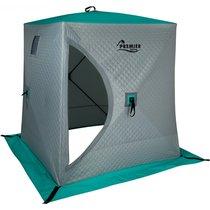 Зимняя палатка Куб Premier Комфорт трехслойная 1,5х1,5 (PR-ISCC-150BG) - Тонар