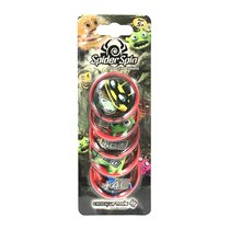 Жетоны CATCHUP TOYS SS-002T-RED Spider Spin. Collective Tokens (Red) - Catchup Toys