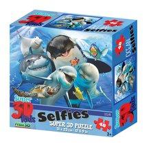 Стерео пазл PRIME 3D 13541 Океанское селфи - Prime 3d