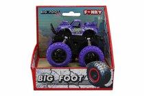 Машина пластиковая FUNKY TOYS 60002 инерционная фиолетовая 4*4 - Funky Toys