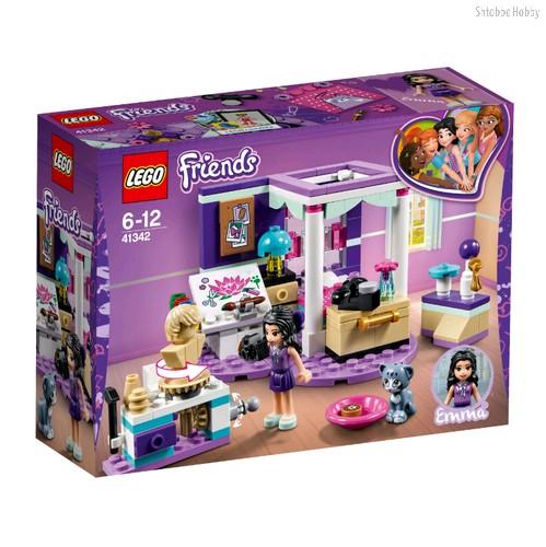 Конструктор Friends Роскошная комната Эммы - Lego