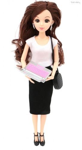 Кукла FUNKY TOYS 71002 Эмили бизнес-леди - Funky Toys