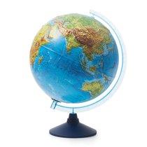 Глобус GLOBEN INT13200291 Интерактивный физико-политический рельефный с подсветкой (батарейки) 320 с очками VR - Globen