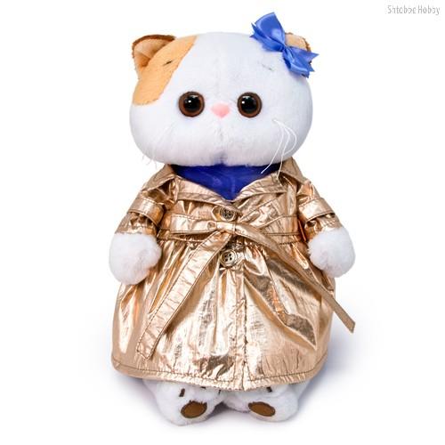 Мягкая игрушка BUDI BASA LK27-059 Ли-Ли в блестящем плаще 27 см - Буди Баса