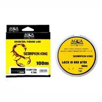 Леска YGK Scorpion King 0.4 / 0,105мм 50м (1,08 кг) прозрачная 1818528 - YGK