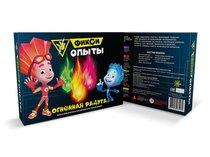 Набор для опытов ИННОВАЦИИ ДЛЯ ДЕТЕЙ 855 Фикси огненная радуга - Инновации Для Детей