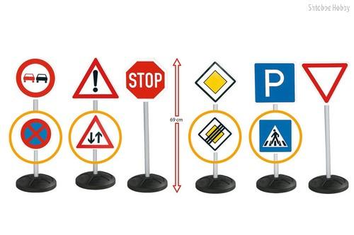 Набор Дорожные знаки - big