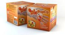 Набор для опытов 823 Жвачка для рук Тропический фреш - Инновации Для Детей
