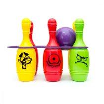 Игровой набор KNOPA 82026 Прикольные кегли малые - Knopa