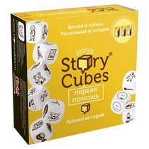 Настольная игра RORYS STORY CUBES RSC32 кубики историй Первая помощь - Stor