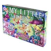 Настольная игра STRATEG 30207 My little Fairy - Strateg