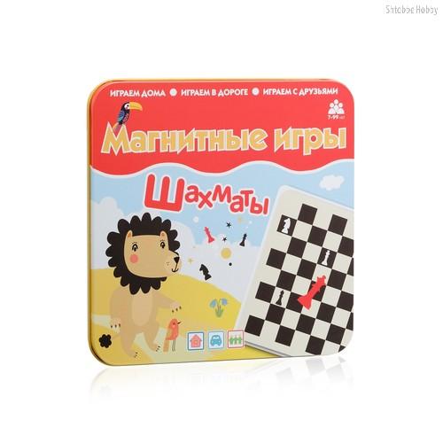 Магнитная игра БУМБАРАМ IM-1008 Шахматы - Бумбарам